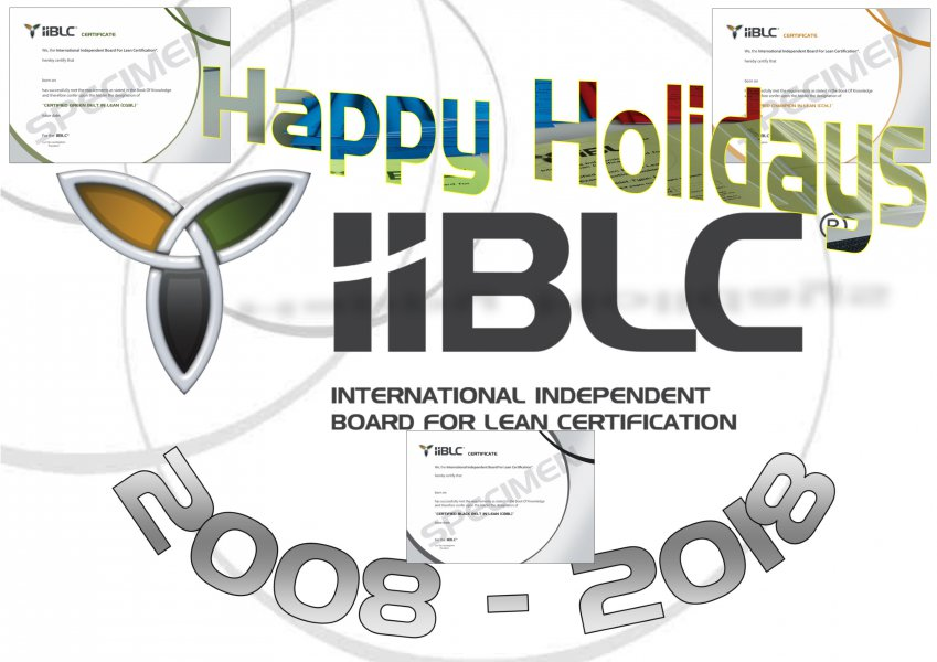 Iiblc International Independent Board For Lean Certification